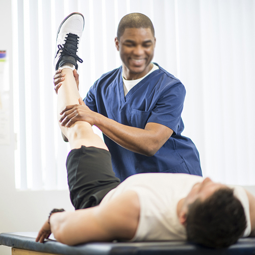 Physiotherapy Viral Hospital